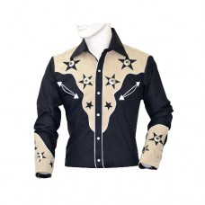 Western srajca FANTASIA STARS