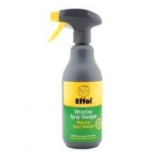 EFFOL White Star šampon v spreju za bele konje, 500ml