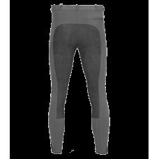Moške jahalne hlače CLASSIC usnjeno sedišče
