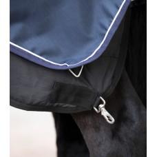 Nepremočljiva zunanja odeja s polnilom PREMIUM 100 g, brez vratu
