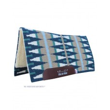 Western podsedelnica Professional's Choice VISION AirRIDE PAD Sharp Shooter Navy