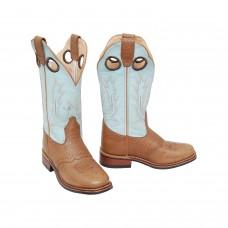 Western škornji Pools BLUE DONNA, ženski