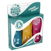 MAGIC BRUSH set 3 krtač CLASSIC