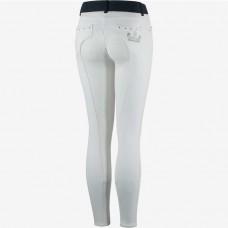 Otroške tekmovalne hlače LILLY bele