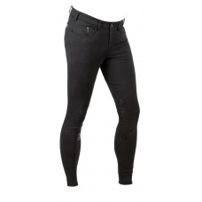 Covalliero moške jahalne hlače s kolenskimi silikoni BASIC PLUS