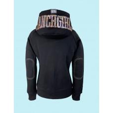 RANCHGIRLS jopica SHINYblack | leather gold
