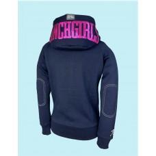 RANCHGIRLS jopica SHINY dark blue/neon pink